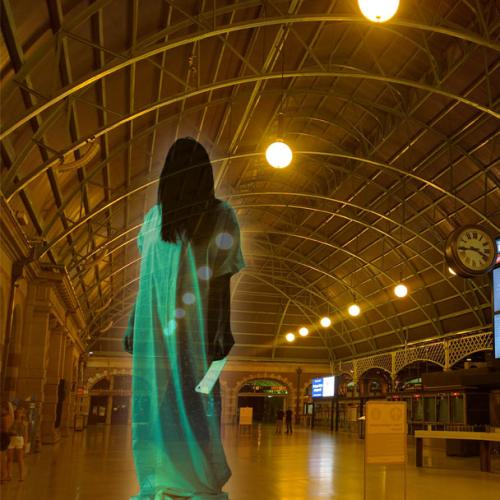 Are Central Station Platforms Built On A Cemetery 'Haunted'