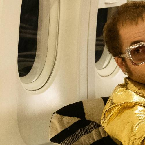 See More Of Taron Egerton As Elton John In This New Clip