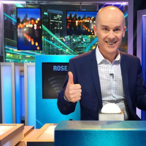 Hybpa Host Tom Gleisner Quizzes Jonesy & Amanda