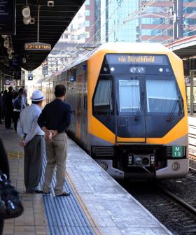 CCTV Cameras To Monitor Sydney Train Crowds