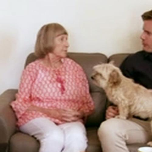 Was That Troy's Parents Or Grandparents On MAFS?