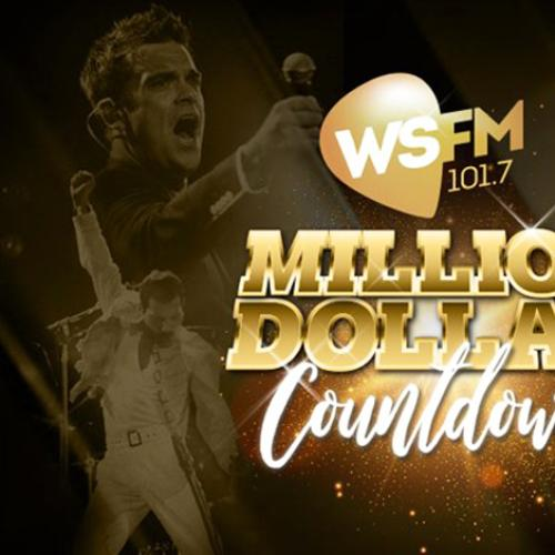WSFM's Million Dollar Countdown From 100-1
