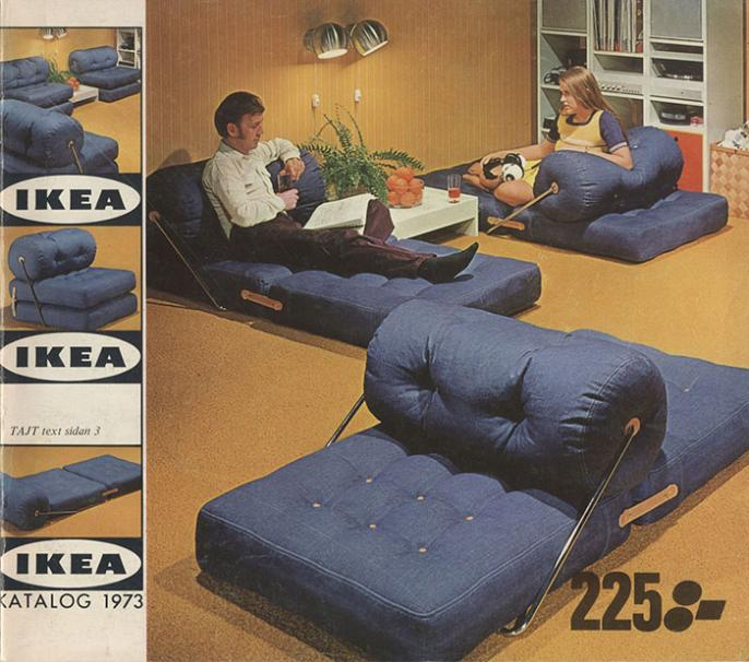 We've Found A Stack of Classic Ikea Catalogues From The 70's