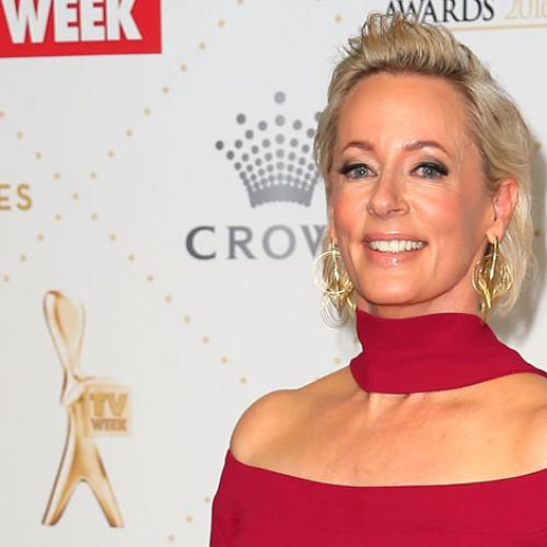 Vote For Amanda In The 2018 Logie Awards