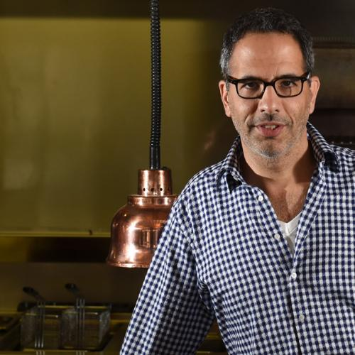 Chef Yotam Ottolenghi Gave Us Some Tips For Our Next BBQ!