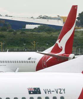 2 Little Letters Could Get You Into The Qantas Lounge