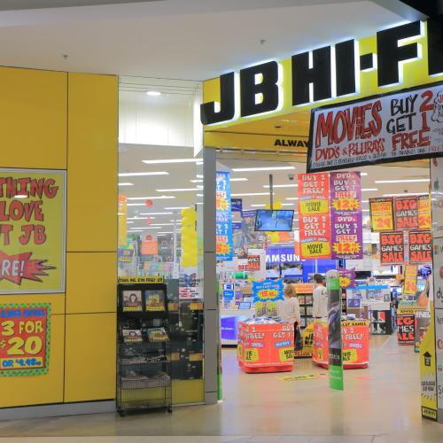 Jb Hi-Fi Have Launched A Massive Sale