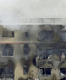 Arson Suspected In Horrific Studio Fire