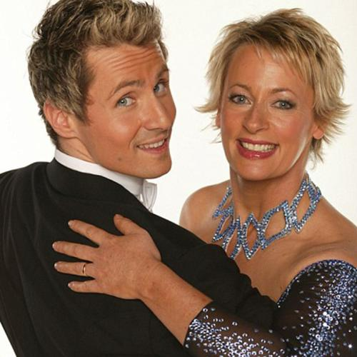 """""""Not The Cartwheel!"""": Andrew Denton Scares Amanda Keller With Her 2006 DWTS Footage"""