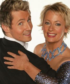 """Not The Cartwheel!"": Andrew Denton Scares Amanda Keller With Her 2006 DWTS Footage"
