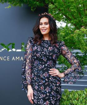 Megan Gale Is Frustrated With Football Fans