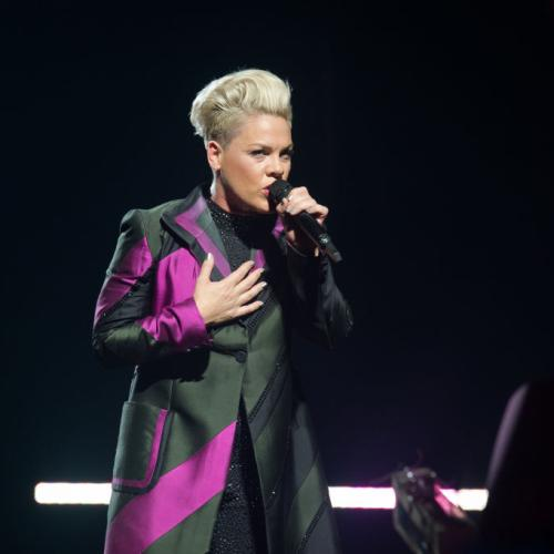 Pink Defends Her Latest Photo Of Her Kids After Outrage