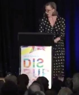 ABC Journalist Leigh Sales Left Shaken After Yoghurt Tub Is Thrown At Her