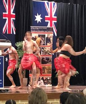 Aboriginal Students Left In Tears After Being Laughed Off Stage While Performing Traditional Dance