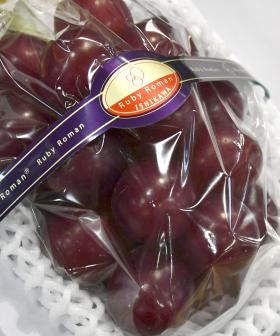 This Bunch Of Grapes Just Sold For $16,000