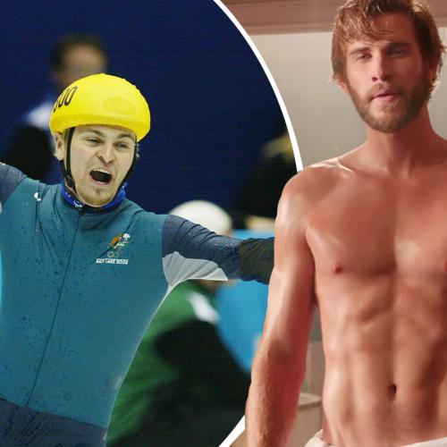 Steven Bradbury Shuts Down Liam Hemsworth Biopic Rumours