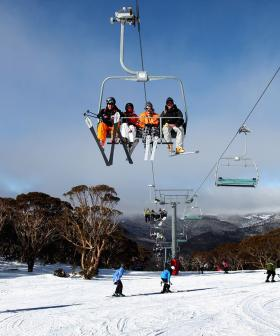 Thredbo Skier Plunges To The Ground After Chairlift Becomes Dislodged