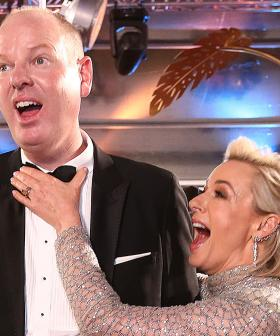 """The Logies Wasn't A Joke"": Amanda's Message To Tom Gleeson"