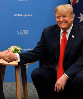 Donald Trump To Host Prime Minister Scott Morrison For State Dinner At The White House