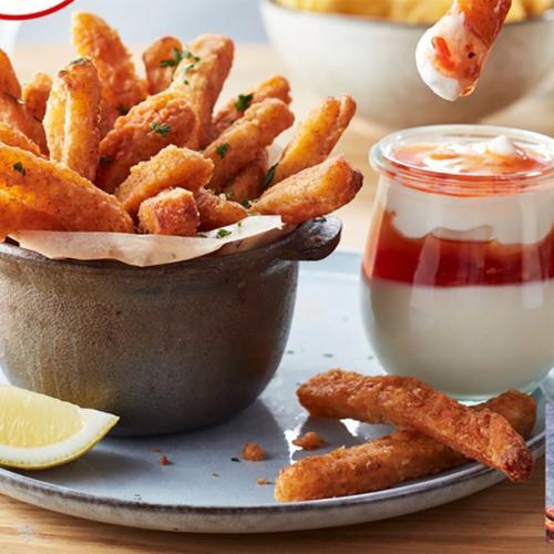 Halloumi Fries Are Back In Aldi Stores