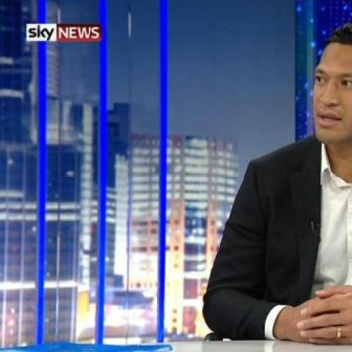 Folau Compares Gay People With Drug Addicts