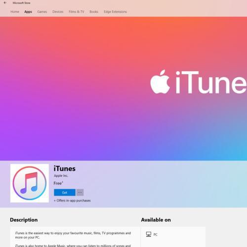 Apple Gets Set To Shut Down iTunes