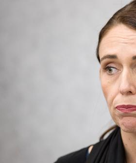 New Zealand Prime Minister Jacinda Ardern Stranded In Melbourne