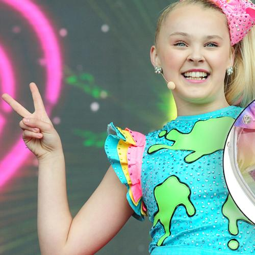 JoJo Siwa's Makeup Kit Recalled For Traces Of Asbestos