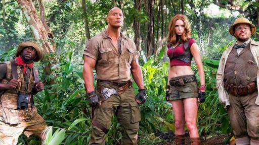 The Jumanji: The Next Level Trailer Is Here And It's Even Funnier Than The First Film