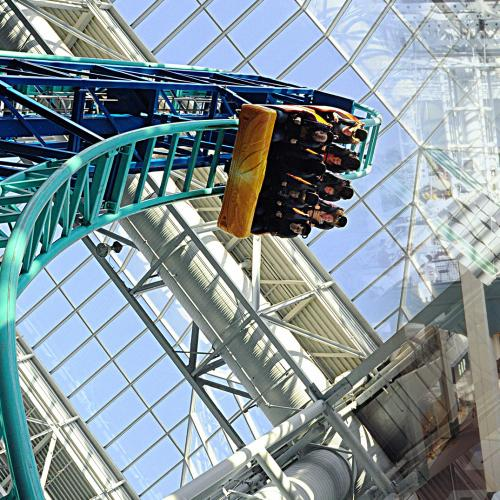 Shopping Centre With Rollercoasters Could Be Coming To Syd