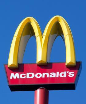 McDonald's Is Trialling Paper Straws In Aussie Restaurants