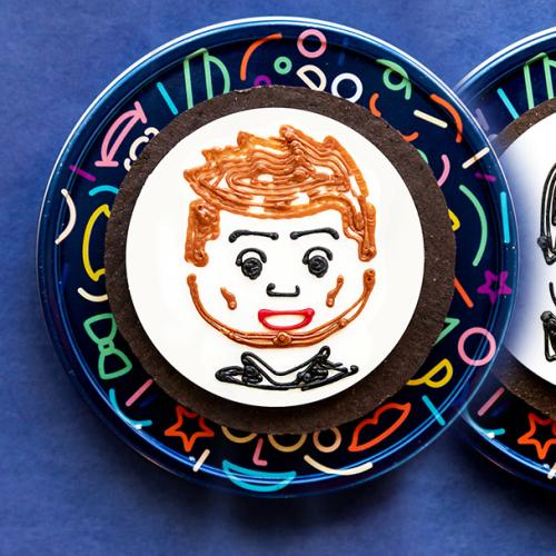 You Can Now Get Your Face Printed On An Oreo Cookie!