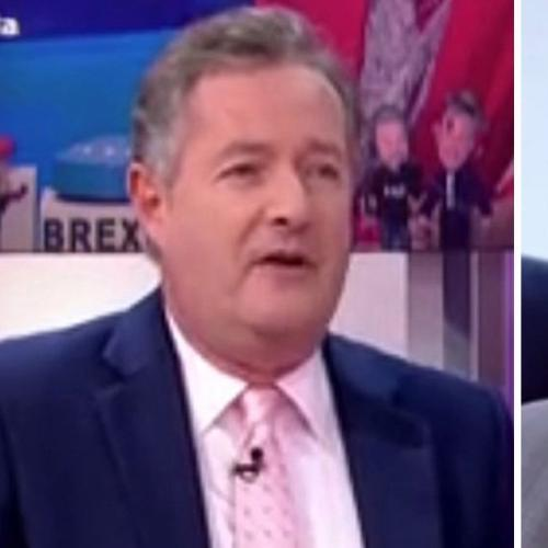 """Odious Human Being"": Adam Hills Blasts Piers Morgan"