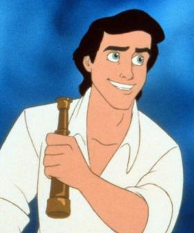 The Actor In Talks To Play Prince Eric In The Little Mermaid