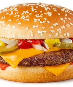 McDonald's Unveil A Quarter Pounder Chilli On Their Menu