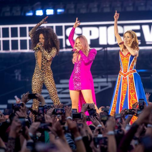 Mel B Confirms Spice Girls Australian Tour
