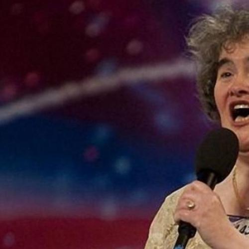 Susan Boyle Announces Plans To Start Family At Age 58