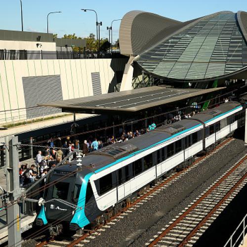 Sydney metro: breakdown between cherrybrook and epping