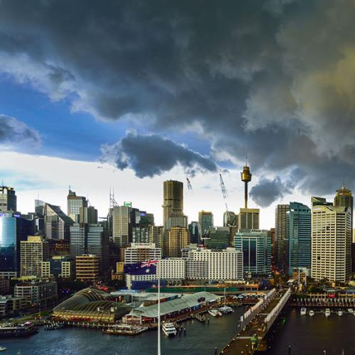Sydney's Weather Is Set To Turn Really Terrible