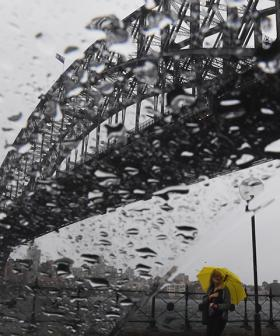 Sydney To Cop The Heaviest Rainfall In Several Months