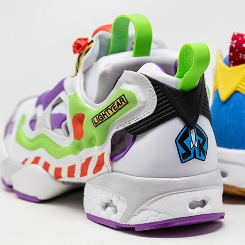 Reebok Creates Shoes That Look Exactly Like Woody And Buzz
