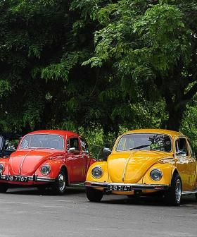 The Very Last Volkswagen Beetle Will Be Produced Today