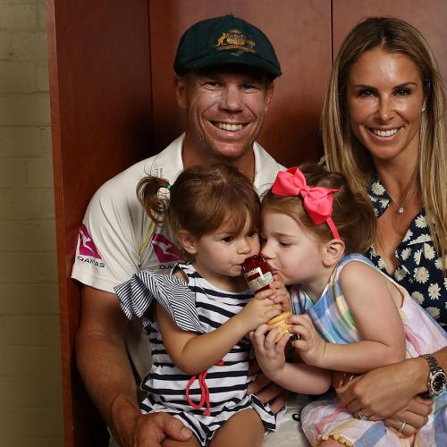 David Warner And Wife Candice Welcome Baby Girl