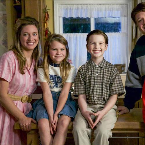 'Young Sheldon' Cast Announced As Logie Award Special Guests