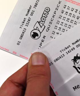$40 Million Lotto Ticket Was Purchased In Sydney's West