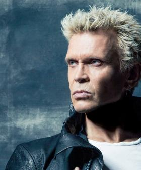 See Billy Idol live In Sydney In February!