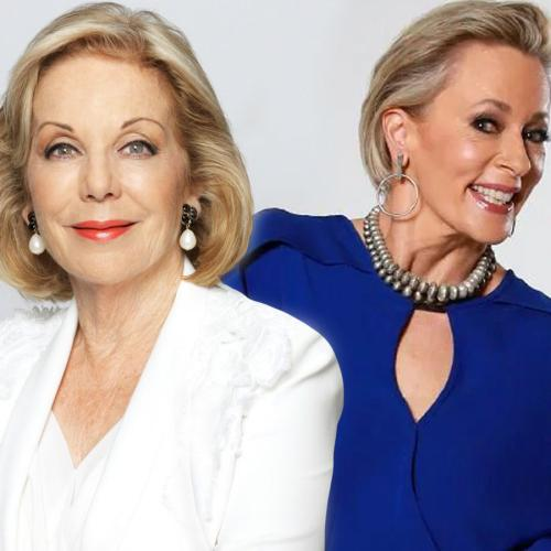 Amanda Keller Accidentally STOLE Ita Buttrose's Underwear