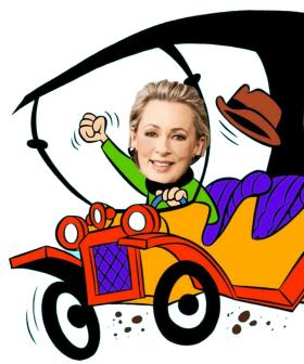 """I Was Driving Through The Pedestrian Mall"": Amanda Keller's Embarrassing Driving Experience"