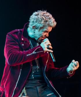 Billy Idol Is Coming To Sydney For One Epic Performance