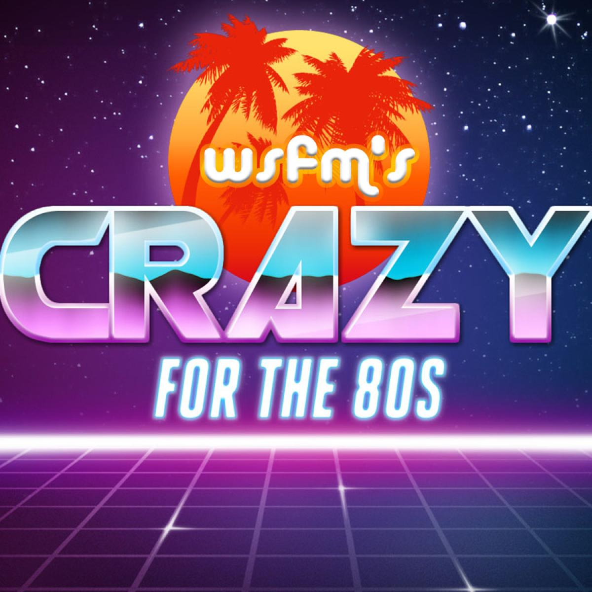 Vote for WSFM's Top 100 #1 Songs Of The 80s